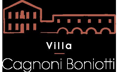 Villa Cagnoni Boniotti Retina Logo